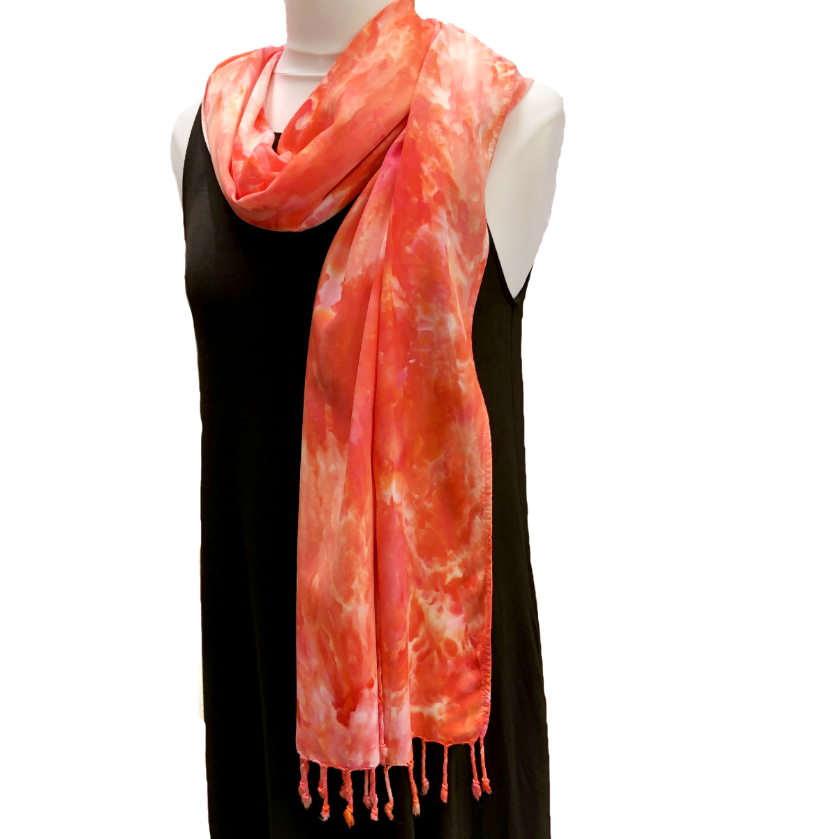 Coral Scarf 272